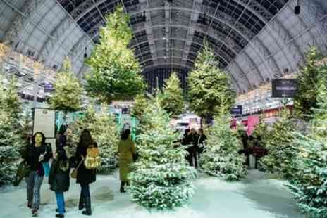 Ideal Home Show - Ticket to Ideal Home Show at Christmas on 22 to 26 November - Save 46%
