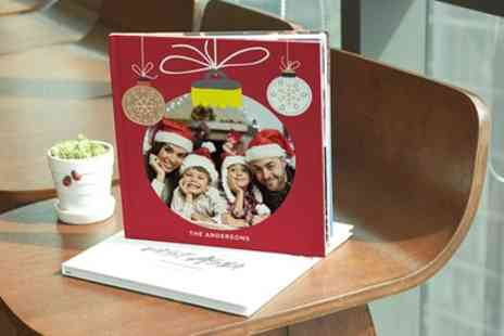 Photobook UK - 40 Page ImageWrap Hardcover Photobook in Choice of Size  - Save 83%