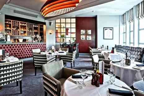 Marco New York Italian Birmingham Airport - Three Course Christmas Lunch for Up to Six - Save 50%