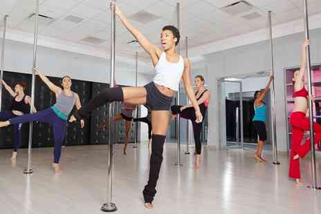 A X Pole Dancing Studio - Six Week Pole Dancing Course for Beginners - Save 0%