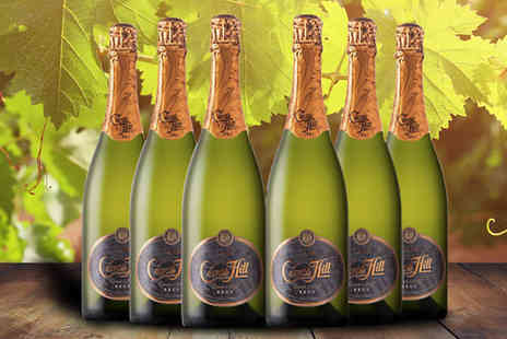 SanJamon - Six Bottle Cavas Hill 1887 Brut Collection - Save 50%