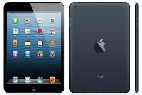Ultimo Electronics - iPad Mini 16GB Wi-Fi, Black - Save 55%