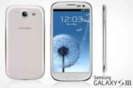 affordablemobiles.co.uk - Samsung Galaxy S3 Smartphone With All-You-Can-Eat Data and Accessory Pack - Save 88%