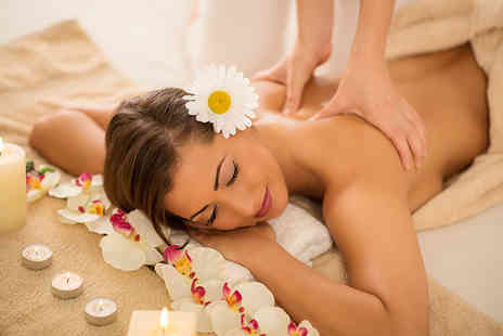 Norma Jeans - One hour full body massage - Save 50%