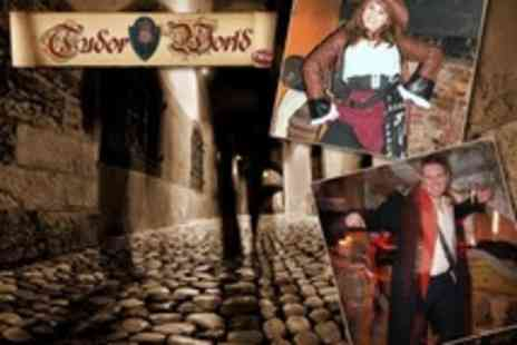 Tudor World - Stratford upon Avon Haunted Pub Tour and Museum Entry For One - Save 53%
