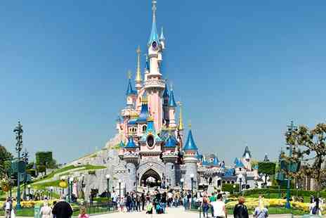Bargain Late Holidays - Two or Three Nights Stay with Return Flights and Ticket to Disneyland Parks - Save 0%