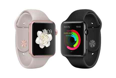Goldbox Deals - Refurbished Apple Watch in Choice of Size and Design With Free Delivery - Save 0%