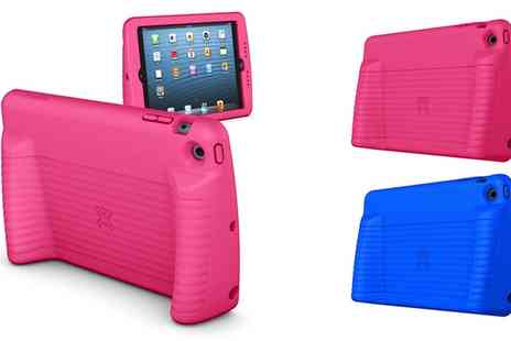 Groupon Goods Global GmbH - XtremeMac Tuff Wrap Kids Gaming iPad Play Case for iPad Mini One, Two or Three - Save 62%