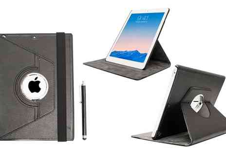 Groupon Goods Global GmbH - One or Two Cases with Stand, Screen Protector and a Stylus for iPad Air - Save 64%