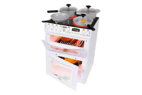 Groupon Goods Global GmbH - Casdon Kitchen Play Set With Free Delivery - Save 0%