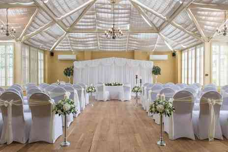 Hadley Park House Hotel - Wedding Package - Save 47%