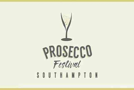 Prosecco Fest - One evening entry ticket to ProseccoFest Southampton on 24 To 25 Novembe - Save 9%