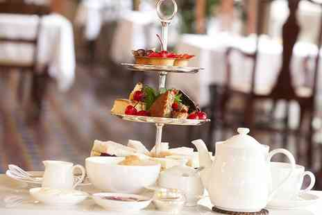The Royal - Traditional or Sparkling Afternoon Tea for Two or Four - Save 31%