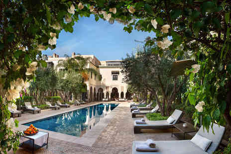 La Villa des Orangers - Five Star Traditional Riad with Year Round Pool & Sun Terrace - Save 44%