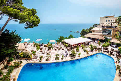 Hotel Cap Roig - Four Star Seafront Location With Fantastic Views for two - Save 70%
