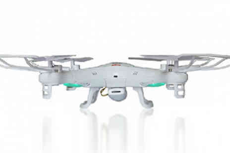 HXT Goods - X5C Quadcopter With Hd Camera - Save 75%