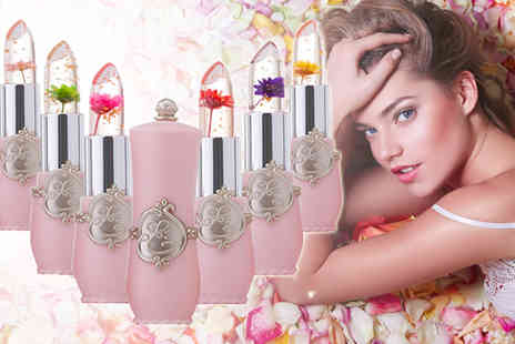Gagala - Colour Change Lipstick Infused With Real Flower & Gold Flecks - Save 0%