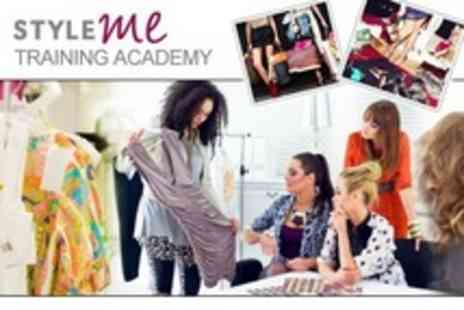 Style ME Training Academy - Learn to Be a Personal Shopper Day Course With Certificate - Save 50%