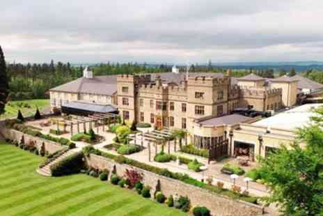 Slaley Hall - Northumberland spa day including massage & facial - Save 57%