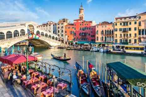 Cruise Nation - Italy, Greece & Croatia cruise with 2 night Venice stay - Save 0%
