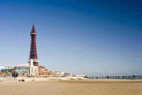 The New Osborne Hotel - Two or three night Blackpool stay for two with dinner on one night and breakfast - Save 60%