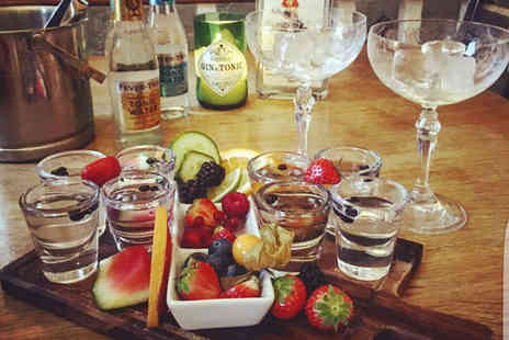 Jenever Gin Bar - Gin tasting experience for two or four - Save 0%