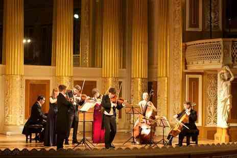 Candlelight Concerts - Ticket to see London Concertante perform Christmas Concerto by Candlelight with a programme and CD - Save 48%