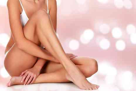 Skin HQ - Six sessions of laser hair removal on one area or three areas or full body - Save 95%