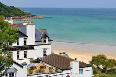 Carbis Bay Hotel & Estate - One, Two or Three Nights Stay for Two with Breakfast, Dinner and Wine, and Spa Access - Save 43%