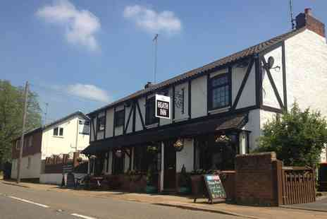 The Heath Inn - One Night Stay for Two with Breakfast and option for Dinner - Save 0%