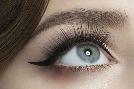 Goddess Hair And Beauty Salon - Full Set of Individual Eyelash Extensions - Save 29%
