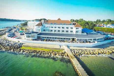 Haven Hotel & Spa - Four Star Indulgent Spa Stay For Two on the Exclusive Sandbanks Peninsula - Save 41%