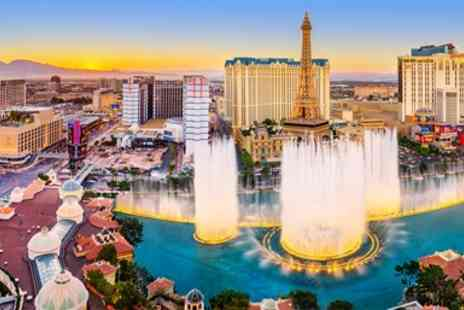 Southall Travel - Five night Las Vegas city break with flights - Save 0%