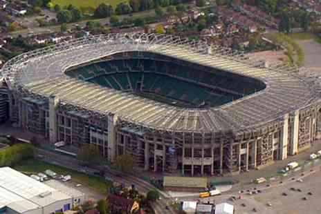 Red Letter Days - Tour of Twickenham Stadium for two - Save 0%