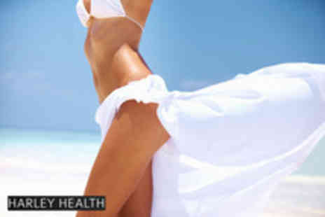 Harley Health - Smart Cellulo-Lipolysis treatment on 2 areas  - Save 58%