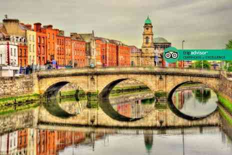 KPX Travel - Two night 4 Star Dublin stay with flights - Save 0%