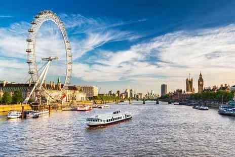 Red Letter Days - 30 minute sightseeing helicopter tour of London - Save 0%