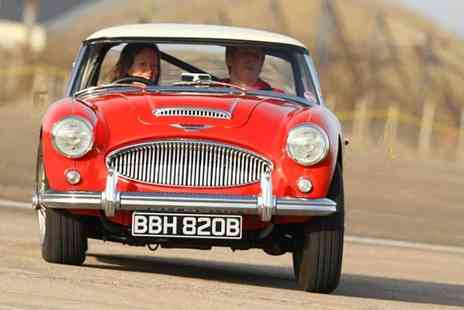 Buyagift - Six lap Austin Healey 3000 driving thrill with a commemorative certificate - Save 0%