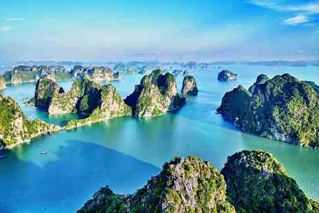 Exoticca - Nine night 4 Star Vietnam tour with return flights, selected melas, transfers, entrance fees, tours and English speaking guide - Save 33%