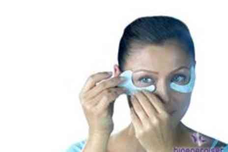 Bio Energiser - Miracle Eyes Micro Current Eye Contour Patches - Save 81%