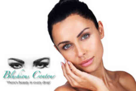 Blushious Contour - Semi permanent makeup on eyebrows, lips, top or bottom eyeliner - Save 75%