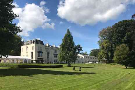 Winford Manor Hotel - Afternoon Tea with Prosecco or Wine for One, Two or Four - Save 41%