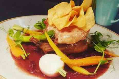 The Wishing Well - Two Course Pub Meal with Beer or Wine for Two or Four - Save 63%