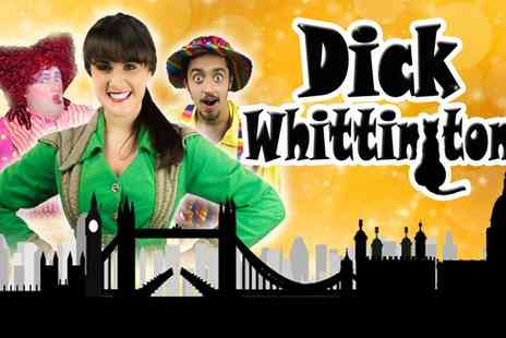 North West Theatre Arts Company - Dick Whittington Pantomime Ticket on 8 to 23 December - Save 35%