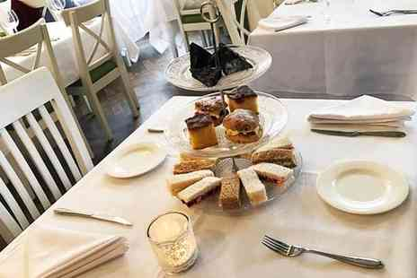 Dill & Bay - Afternoon tea for two - Save 50%