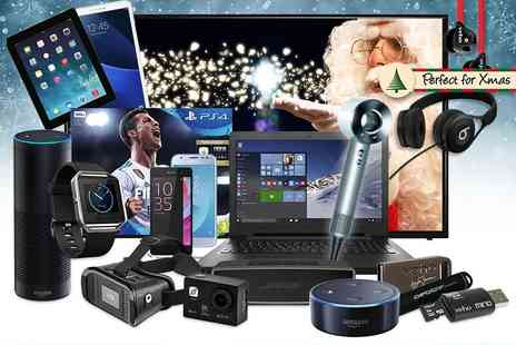Brand Logic - Mystery electronics deal from Samsung, Sony, Lenovo, JVC, Veho, Google, Goji, Dr Dre, Bose, Nokia and more - Save 0%