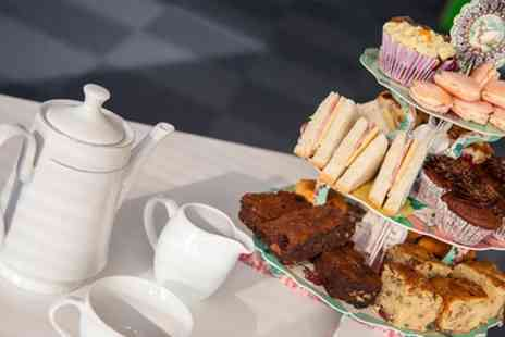 The Country Cottage Hotel - Traditional Afternoon Tea with Optional Prosecco or Strawberries and Cream for Two or Four - Save 0%