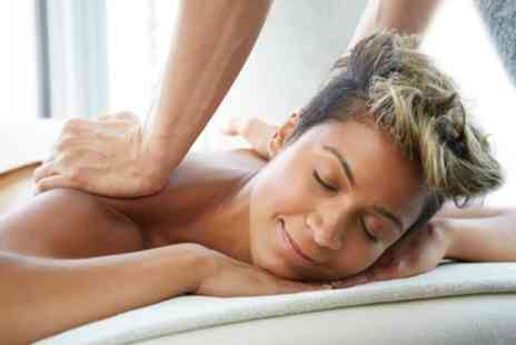 The Beauty Lounge - Full Body Massage with Optional Oxygen Facial or Upper Body Massage with Manicure or Pedicure - Save 0%