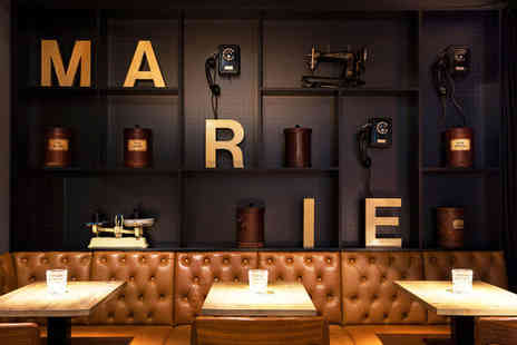 Ruby Marie Hotel & Bar - Thee Star Striking Design near the Museum Quarter Stay For Two - Save 69%