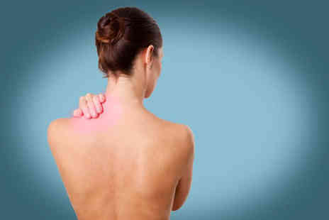 The Back Pain Centre - 40 minute chiropractic examination including an X ray and two follow up treatments - Save 85%